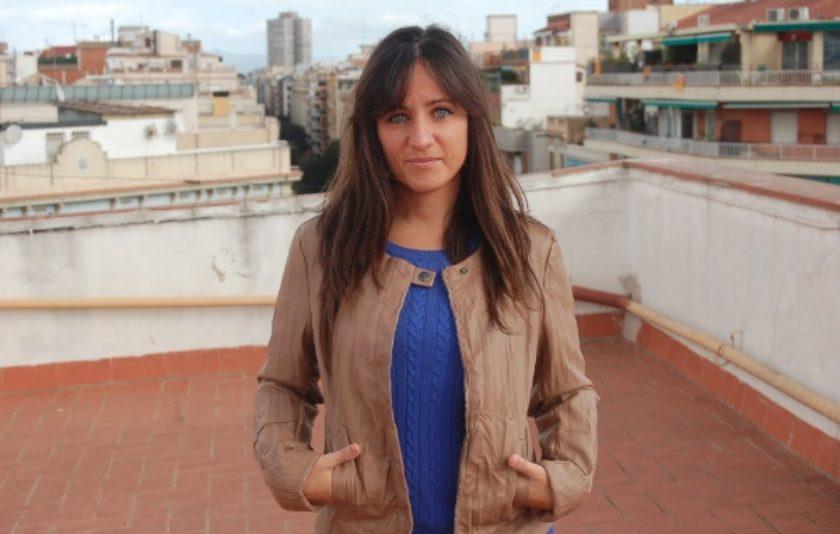 """Núria Vázquez: """"Tinc la mania d'anar sempre al lloc menys aconsellable"""""""