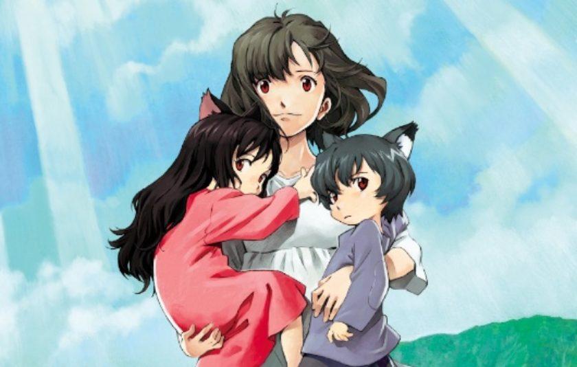 Els nens llop, un anime que ens interroga des de la tendresa