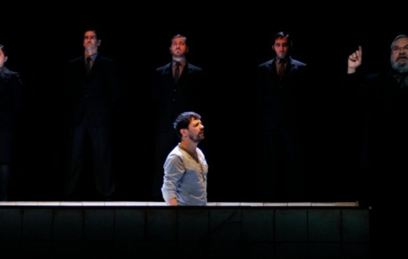 El '1984' d'Orwell, a l'Almeria Teatre