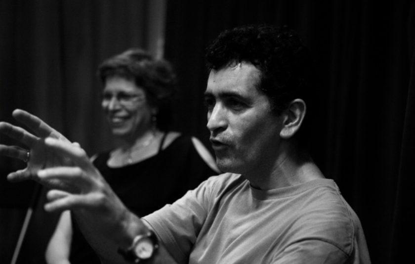 """Juan Mayorga: """"Necessitem construir un personatge per viure"""""""