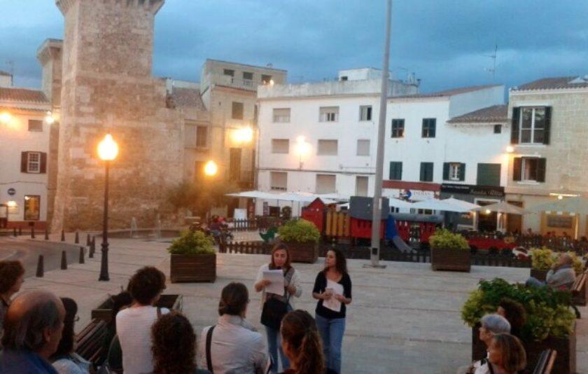 Menorca, illa de camins literaris