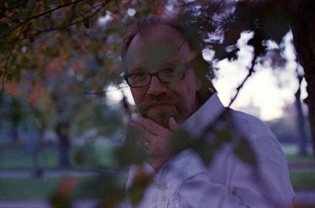 L'escriptor George Saunders.
