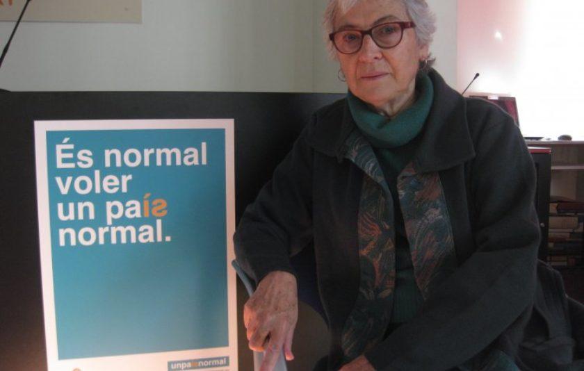 Ha mort Muriel Casals