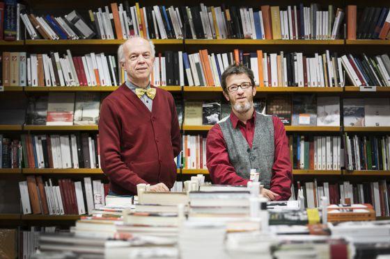 Josep Cots de la Documenta amb el seu nou soci Èric del Arco