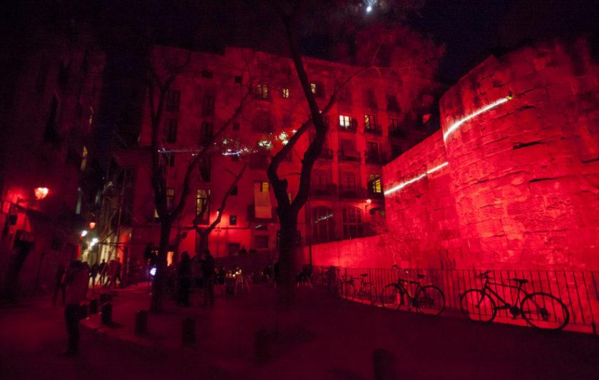 Una radiografia de les muralles barcelonines