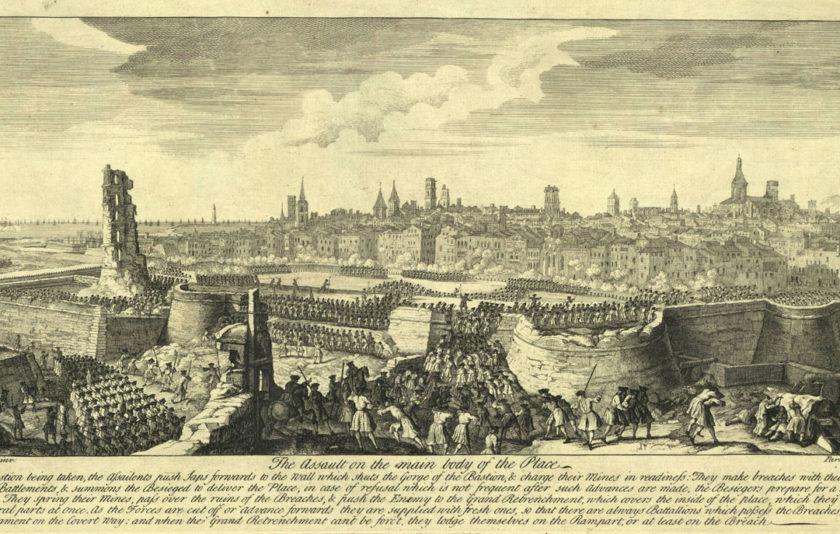 La guerra segons Francesc de Castellví