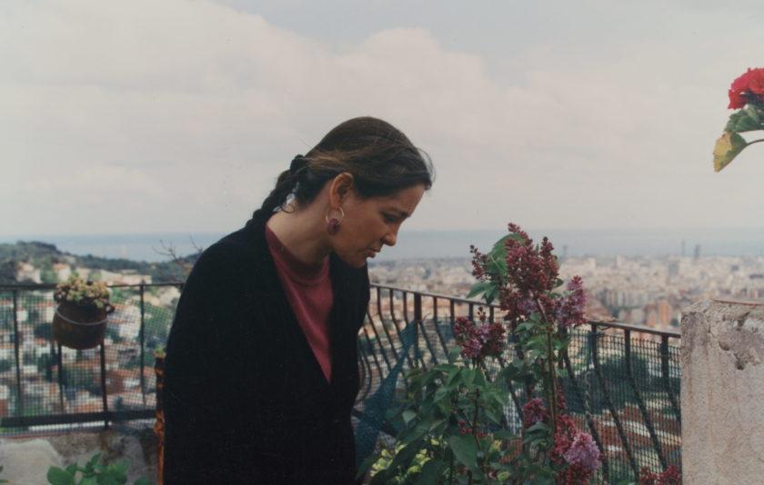 Maria-Mercè Marçal, de prop
