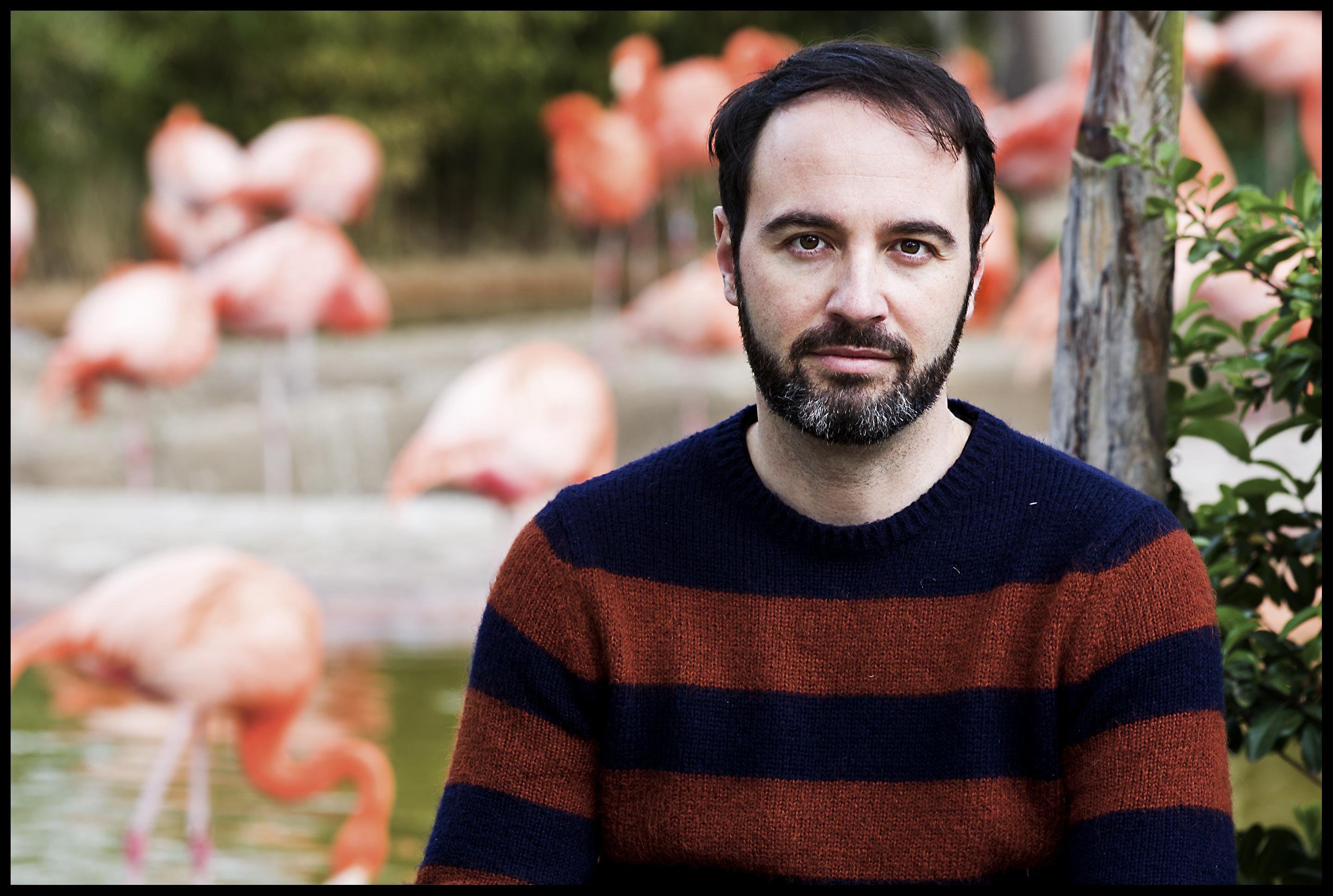 Yannick Garcia ha publicat 'La nostra vida vertical' (L'Altra Editorial) | Ariana Nalda.