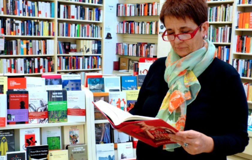 """Rosa Viñallonga: """"Defensem el model de llibreria independent, propera i de qualitat"""""""