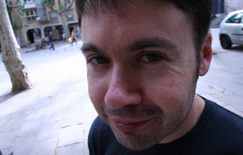 "Alberto Ramos: ""Encara em sento com un intrús en el món del teatre"""