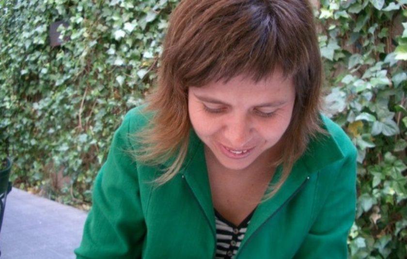 """Gemma Casamajó: «""""Terra campa"""" és una ficció amb unes picades d'ullet a la realitat»"""