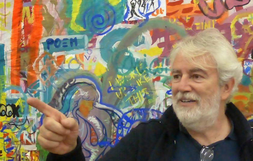 """Antoni Clapés: """"La minipresència de la poesia en els mitjans no ajuda gaire"""""""