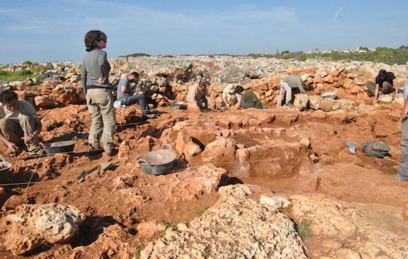 Una primavera arqueològica