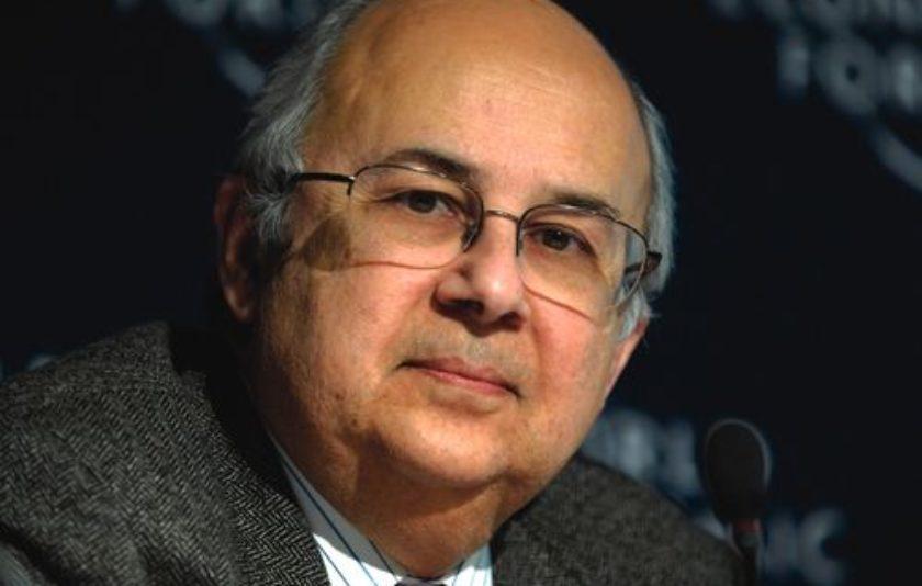 Ismail Serageldin, el director de la Biblioteca d'Alexandria, a Barcelona