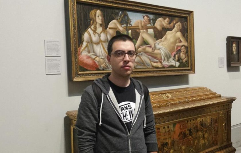 'Selfies' a la National Gallery