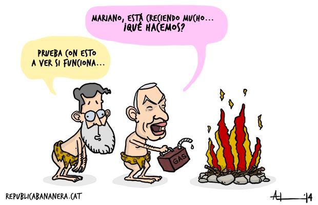 Adam Fabra Ruiz. Margalló incendiari