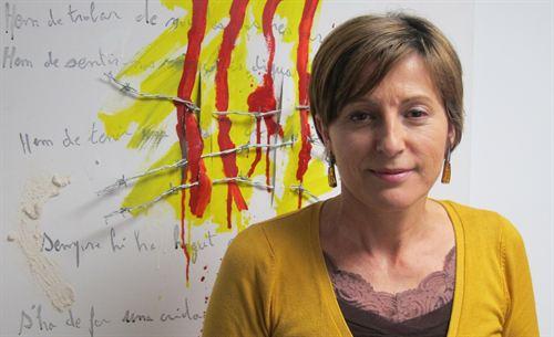 Carme Forcadell és entrevista al número de setembre de la revista Serra d'Or