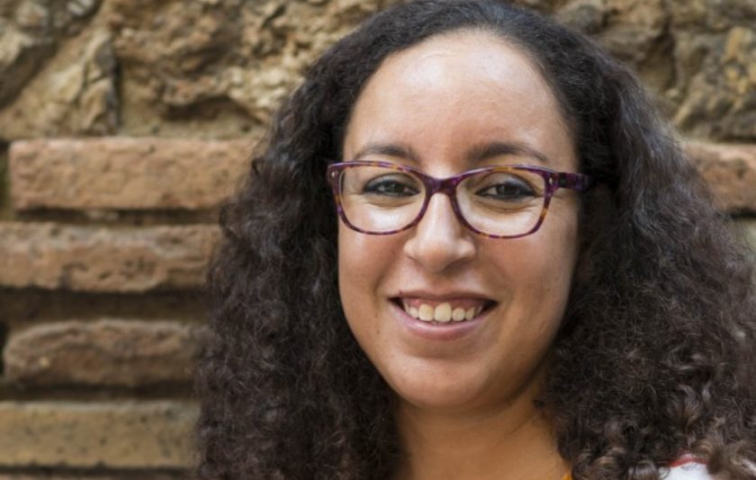 """Najat El Hachmi: """"La persona no es pot definir amb una paraula"""""""