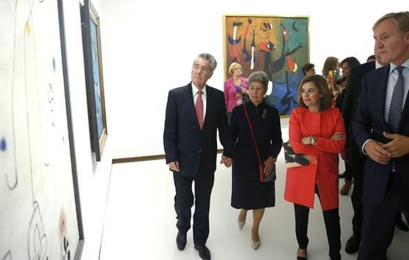 Joan Miró era un artista català, señora ministra