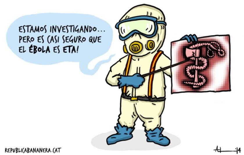 L'ebola és ETA