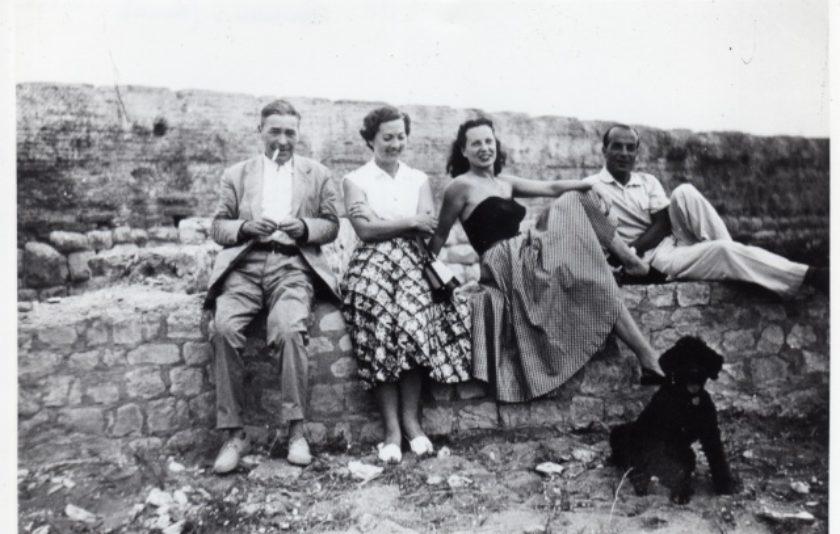 La vida lenta: autoretrat inèdit d'un Josep Pla en brut