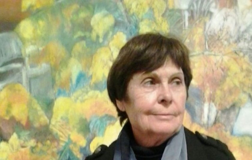 Soledat Sans i les pomes de Cézanne