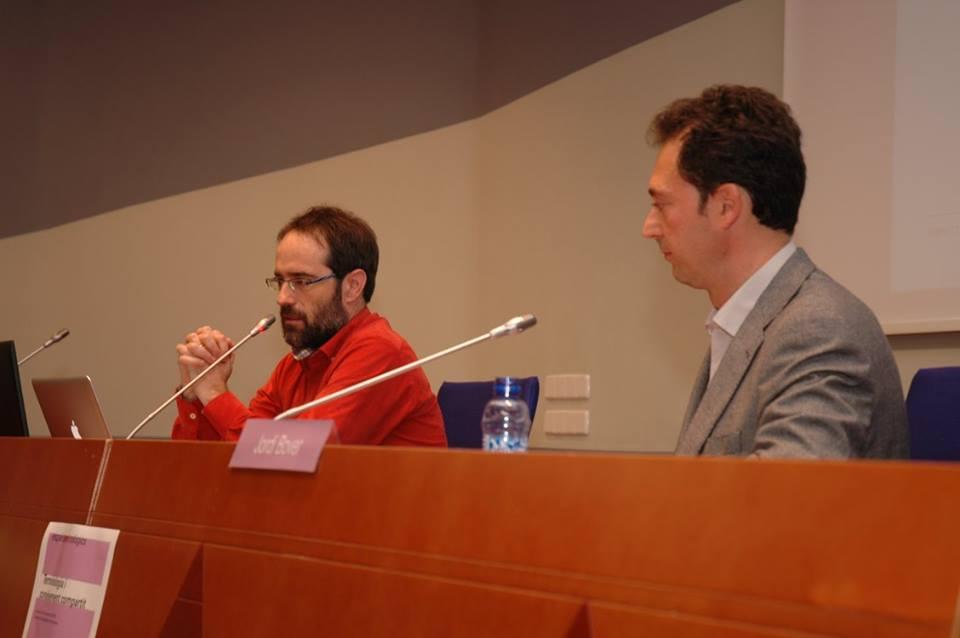 Bernat Puigtobella i Jordi Bover | Foto: TERMCAT