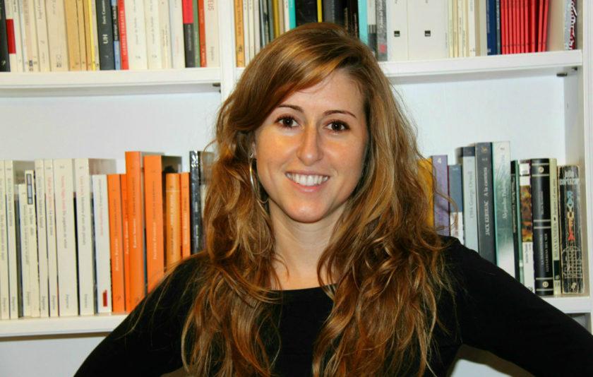 Aina Torres Rexach: l'hectàrea incendiada
