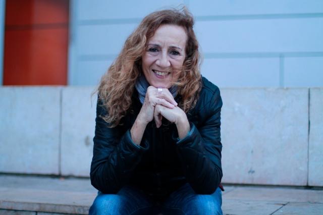 La directora Carme Portaceli. Foto de BiBi Oye