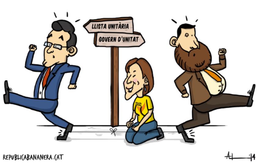La societat civil mana