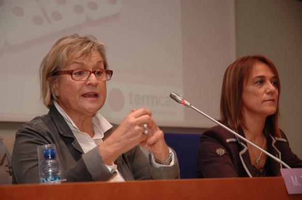 Teresa Cabré i Esther Franquesa