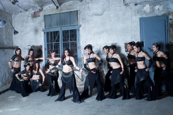 Dansa tribal