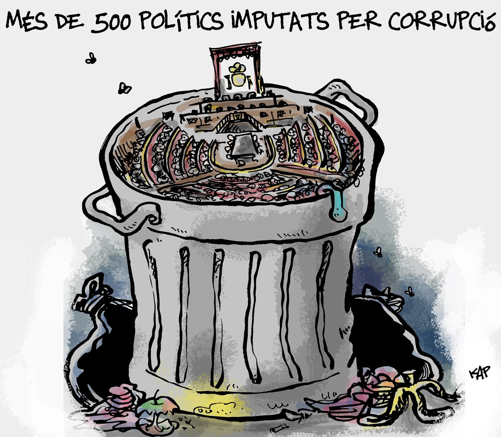 La nostra corrupció de cada dia | Kap