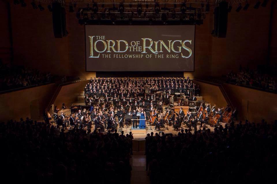 Concert El Senyor dels Anells.