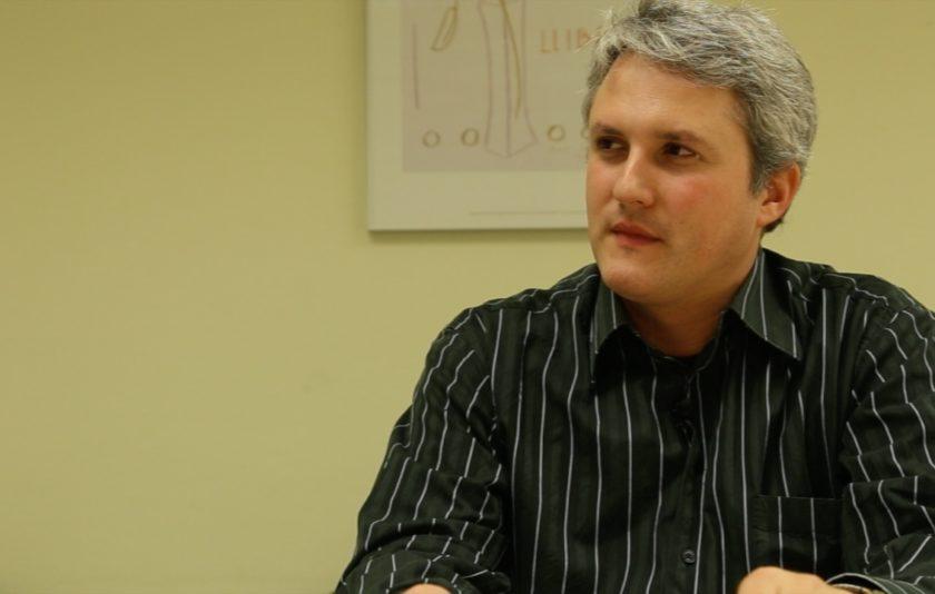 """Jordi Manent: """"El català ha de sortir de l'aula"""""""