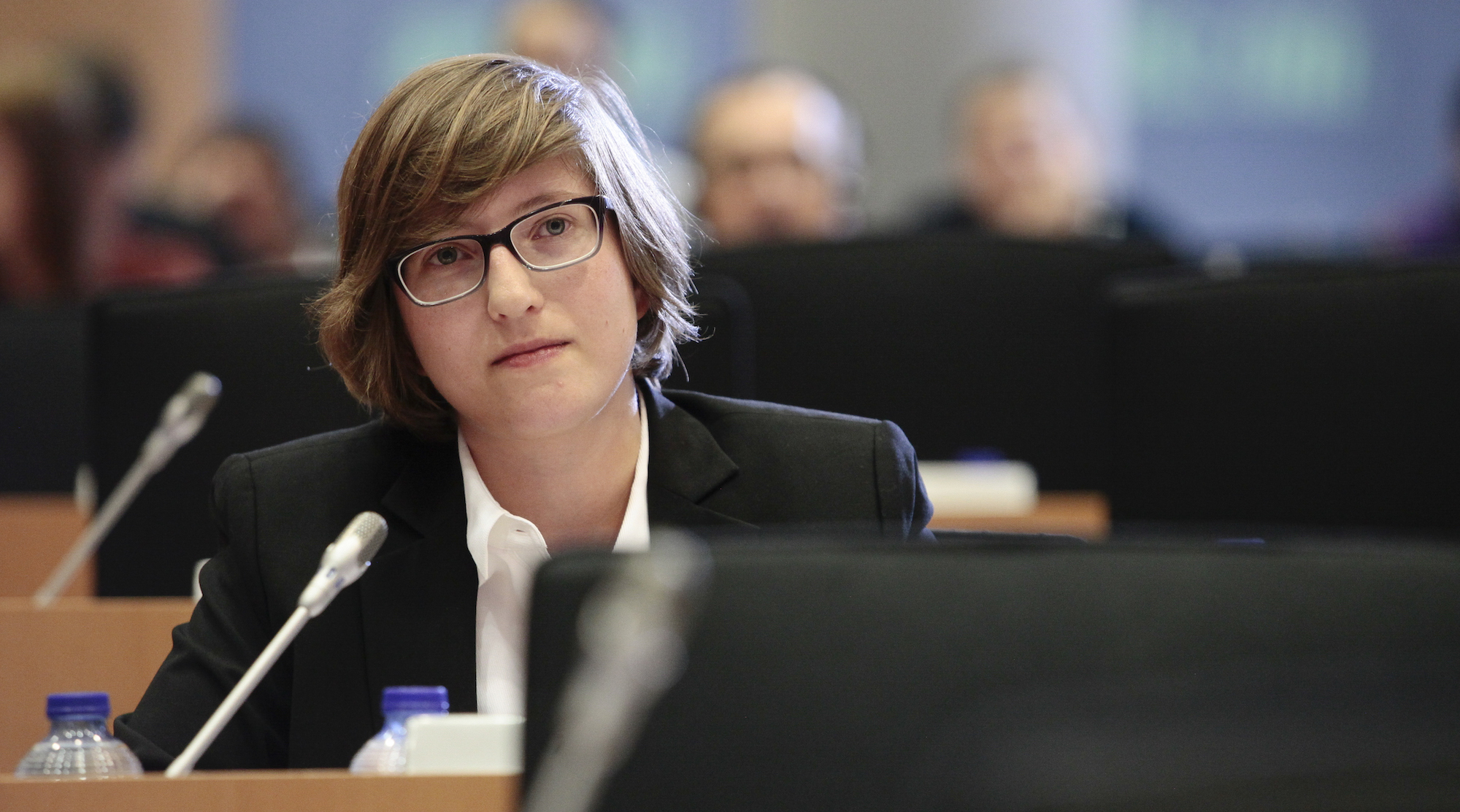 Júlia Reda, eurodiputada pirata