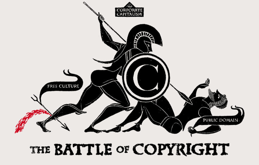 La guerra del copyright s'ha d'acabar