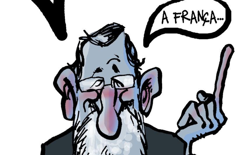"""Rajoy: """"Defensem la llibertat d'expressió"""""""