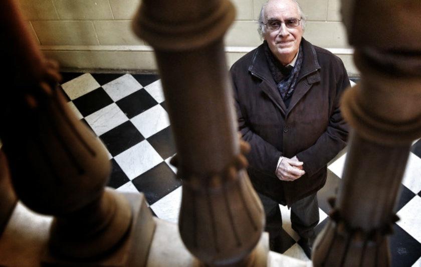 Joan Veny guanya el Premi d'Honor de les Lletres Catalanes
