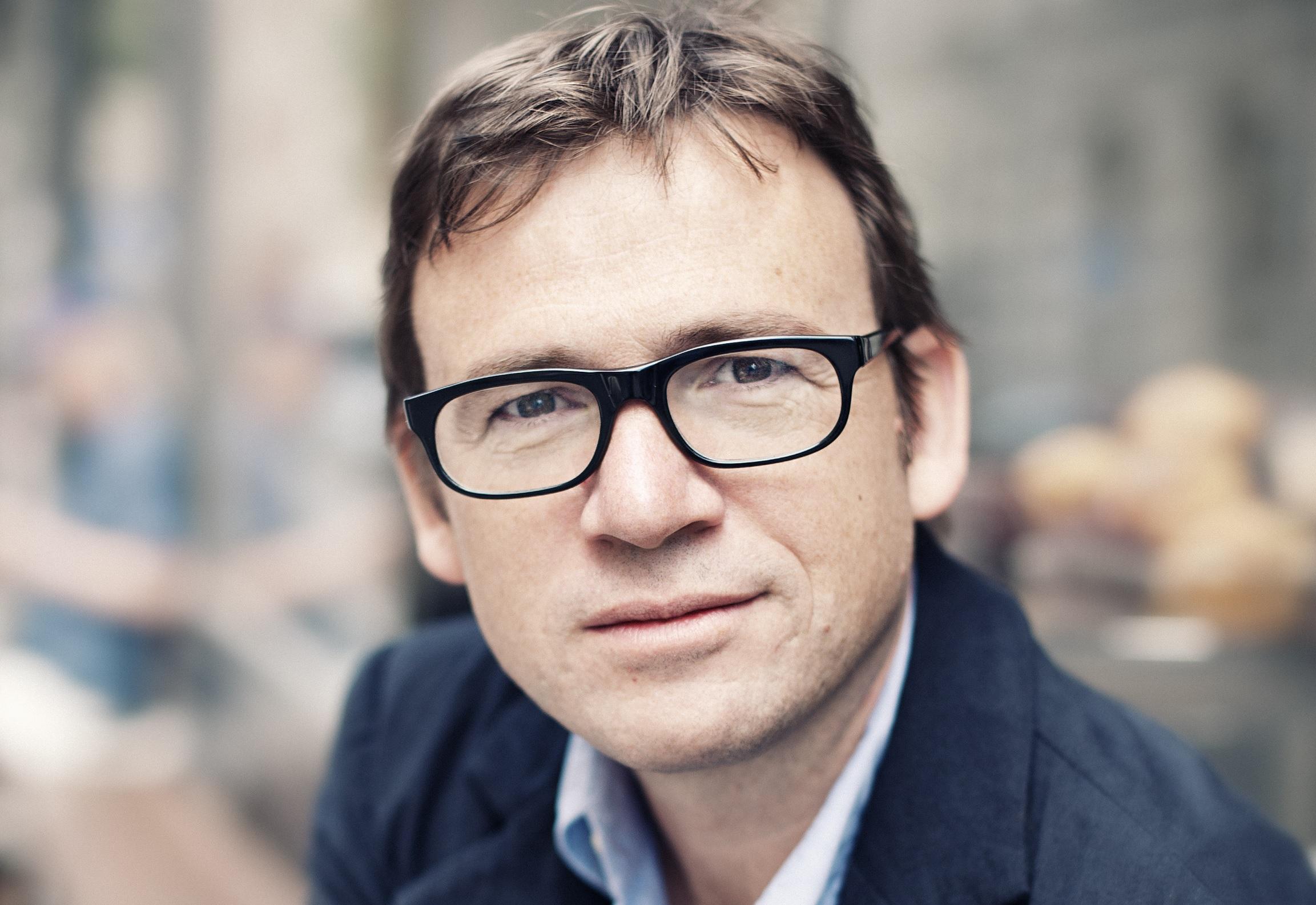 David Nicholls | Foto: Kristofer Samuelsson