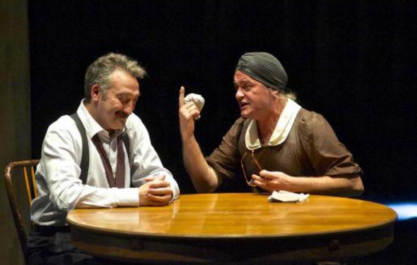 Pirandello i De Filippo omplen el Teatre Lliure