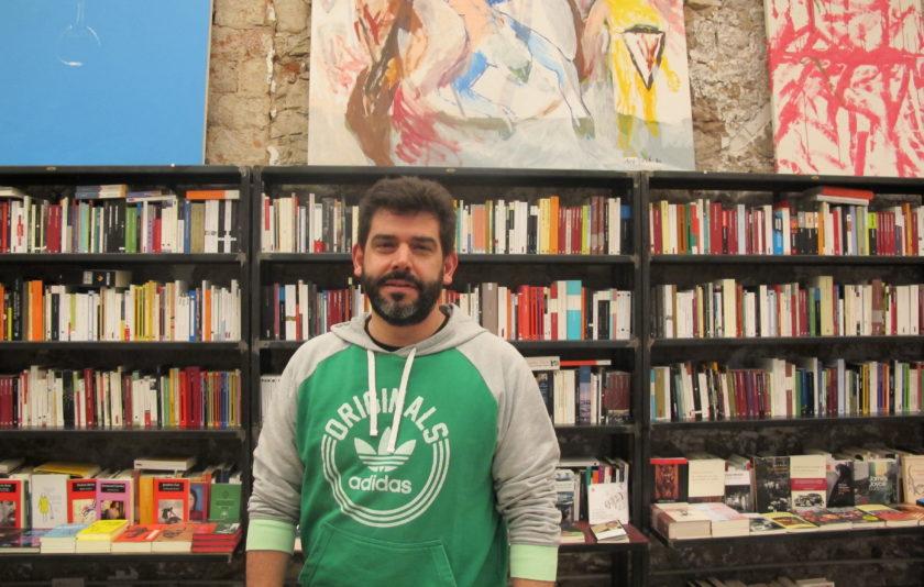 "David Gálvez: ""Crec en el poder de la paraula"""