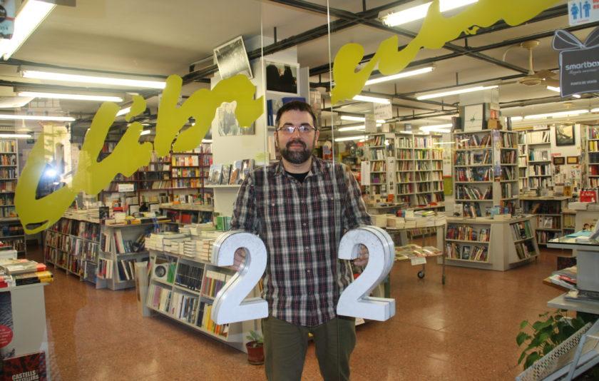 """Jordi Gispert: """"La clau per a una llibreria és tenir un bon fons de catàleg"""""""