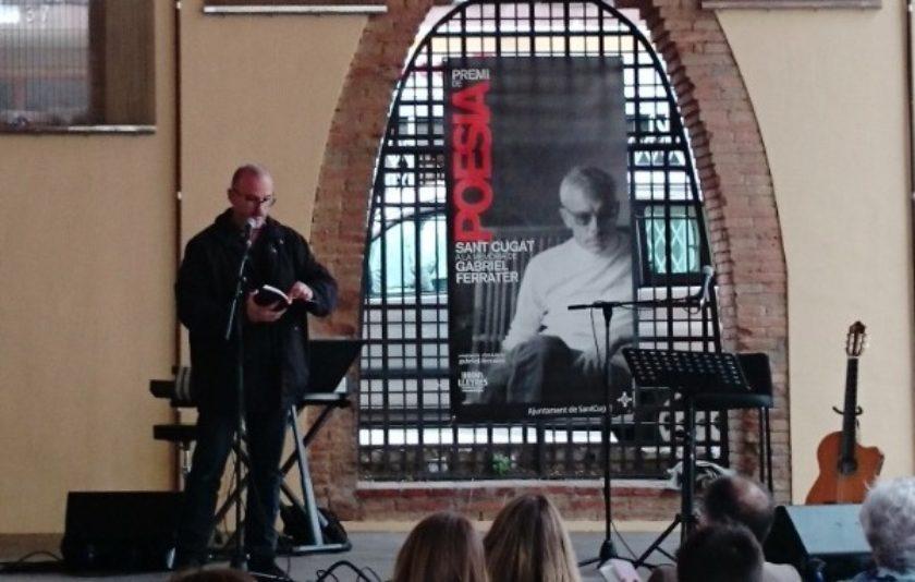 """Josep Domènech Ponsatí: """"Escriure és fer una sessió assaonada d'estriptis"""""""