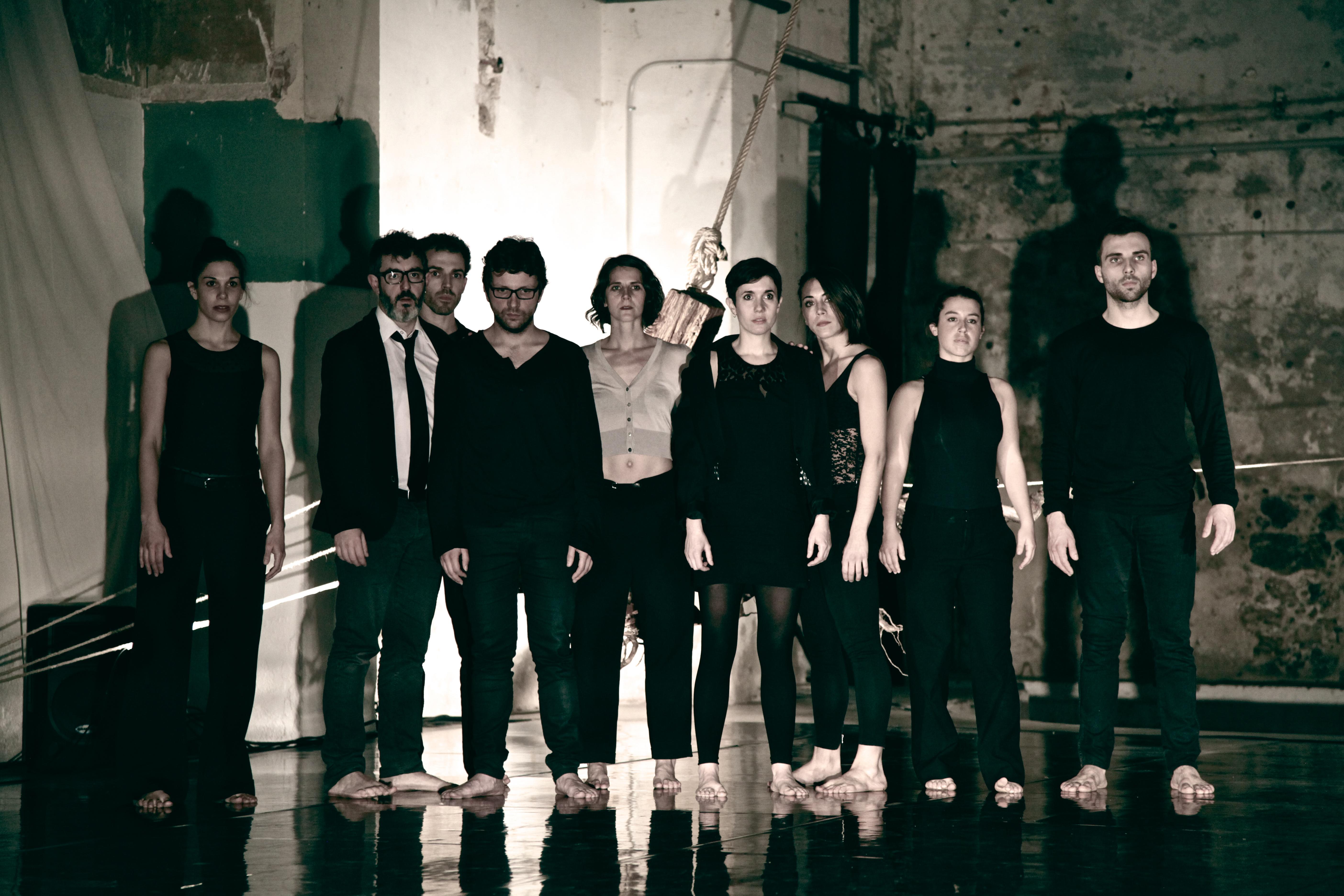 El Banquet 17.01.15 © Clara Bes