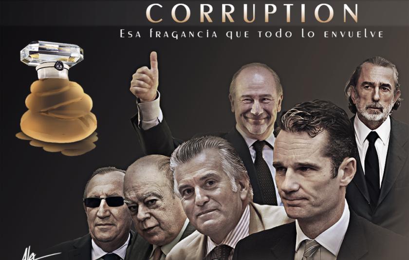 Corruption, la fragancia que todo lo envuelve