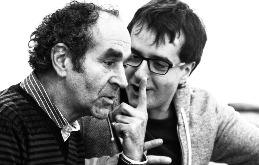 Ramon Madaula debuta com a dramaturg