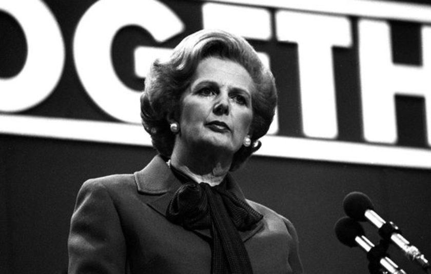 L'assassinat de Margaret Thatcher