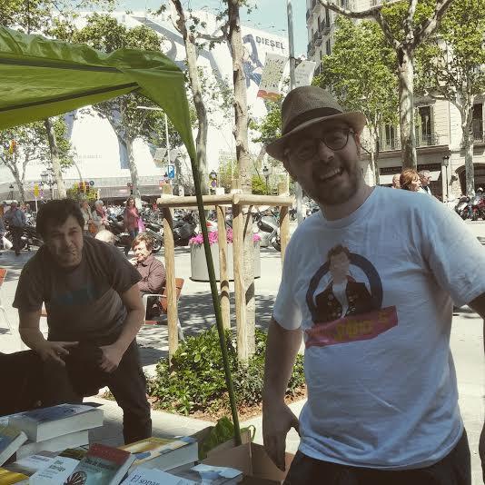Ramon Mas i Miquel Adam | Foto: L.B.