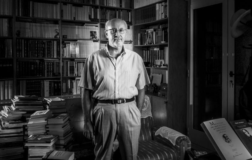 Vicent Olmos, l'editor